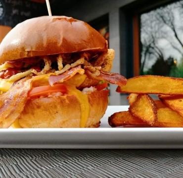 Havi Burger ajánlatunk - Konyhafőnök ajánlata