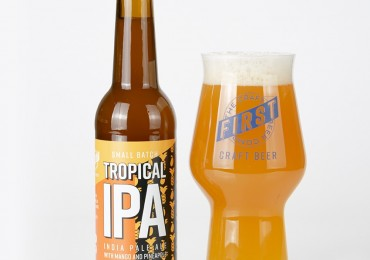 First Tropical IPA